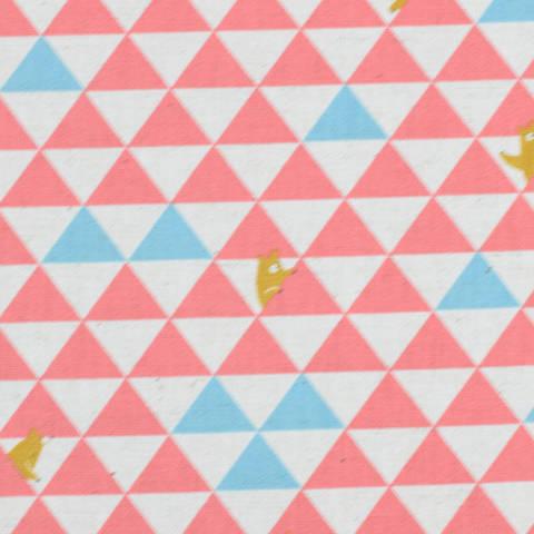 KOKKA Trèfle Bärchen altrosa kaufen im Makerist Materialshop