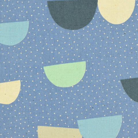 KOKKA Saaristo blau kaufen im Makerist Materialshop