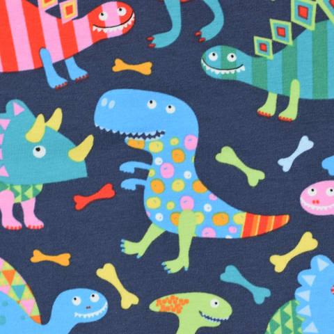 Jersey Alexander Henry Dinosaurier kaufen im Makerist Materialshop
