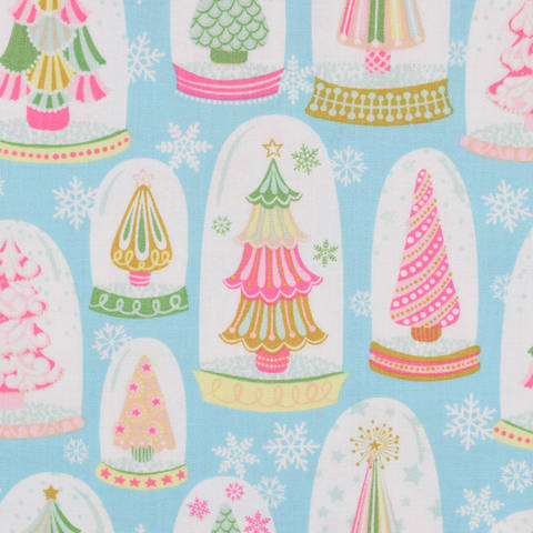 Blend Vintage Noel - Schneekugel bunt kaufen im Makerist Materialshop