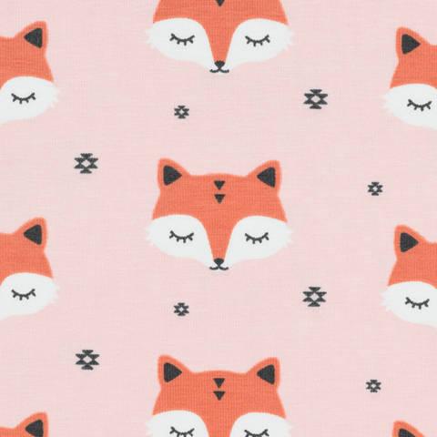 Biojersey Sleepy Fox Fuchs kaufen im Makerist Materialshop