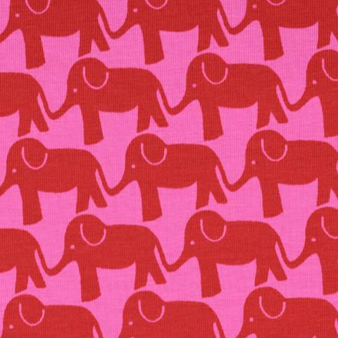 Jersey Elephant Parade by Jolilou kaufen im Makerist Materialshop