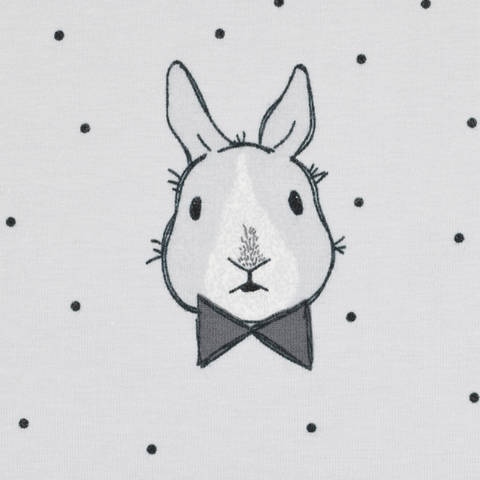 Biojersey Bunny Boo Hase kaufen im Makerist Materialshop