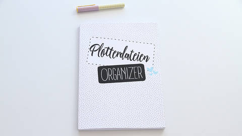 Plotterdateien Organizer designed by Juno Design kaufen im Makerist Materialshop