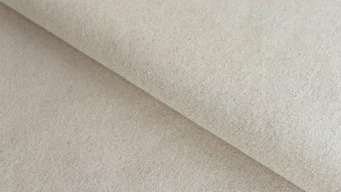 Sandfarbener Sweatstoff Melange: Glitter - 145 cm kaufen im Makerist Materialshop