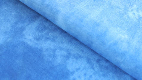 Baumwollstoff blau: Batikoptik - 112 cm kaufen im Makerist Materialshop