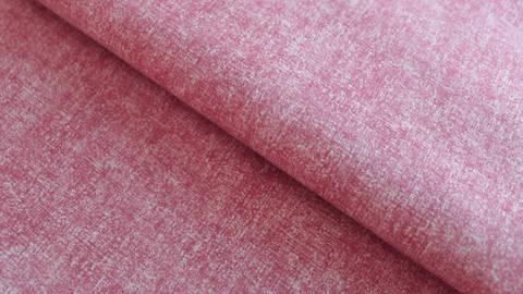 Roter Baumwollstoff: Melange - 112 cm kaufen im Makerist Materialshop