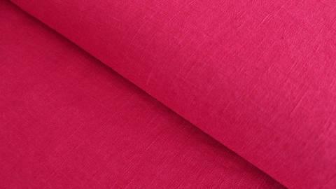 Leinenstoff rot: Damiel - 140 cm kaufen im Makerist Materialshop