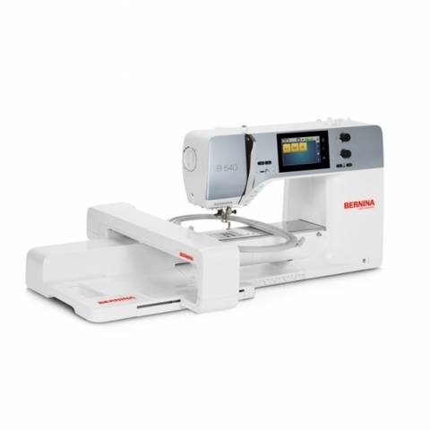 BERNINA B 540 mit Stickmodul kaufen im Makerist Materialshop