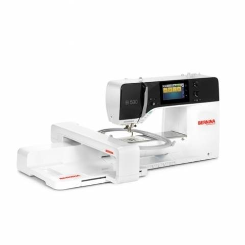 BERNINA B 590 mit Stickmodul kaufen im Makerist Materialshop