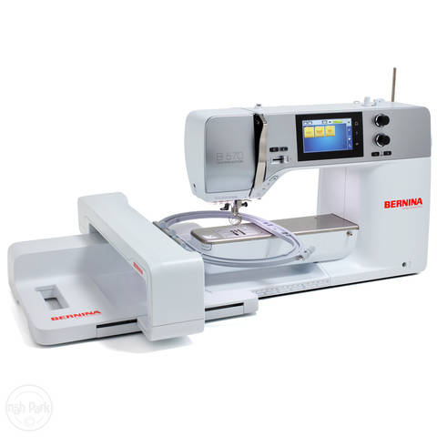 BERNINA B 570 QE mit Stickmodul kaufen im Makerist Materialshop