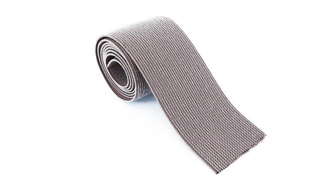 Elastisches Glitzerband - taupe - 5 cm - Kurzwaren und Zubehör kaufen im Makerist Materialshop