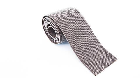 Elastisches Glitzerband - taupe - 5 cm kaufen im Makerist Materialshop