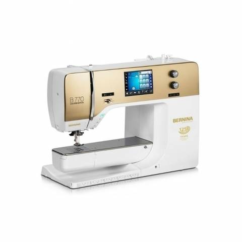 BERNINA B 770 QE Jubiläumsedition kaufen im Makerist Materialshop