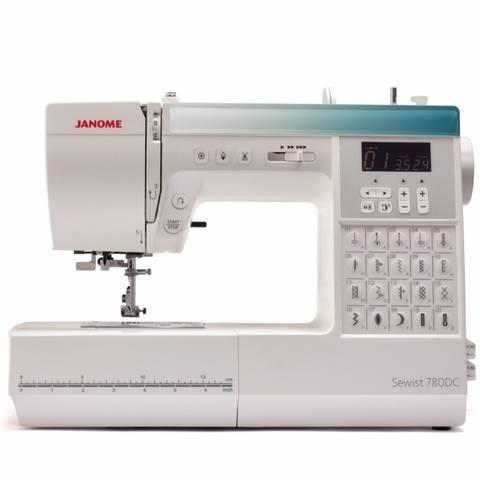JANOME Sewist 780DC kaufen im Makerist Materialshop