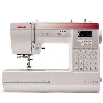 JANOME Sewist 740DC im Makerist Materialshop - Bild 1