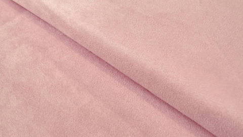 Velours-Lederimitat rosa - 150 cm kaufen im Makerist Materialshop