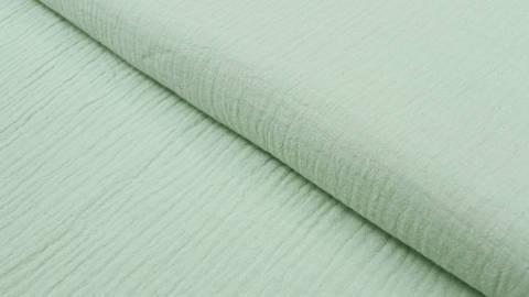 Baumwollstoff mint Double Gauze - 132 cm kaufen im Makerist Materialshop