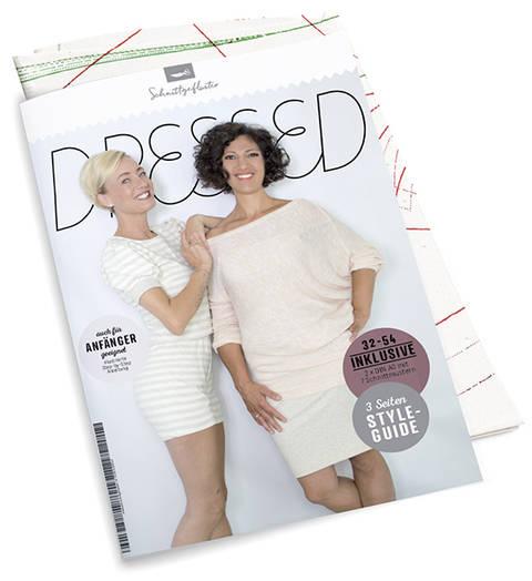 Schnittgeflüster Magazin: Dressed 9/18 kaufen im Makerist Materialshop