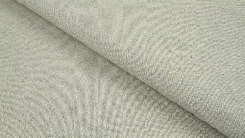 Baumwoll-Mischgewebestoff natur: Metallic Silber - 140 cm kaufen im Makerist Materialshop