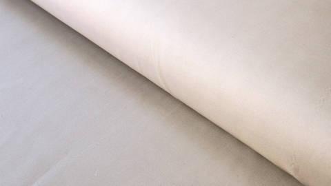 Futterstoff uni sand: Voering - 150 cm kaufen im Makerist Materialshop