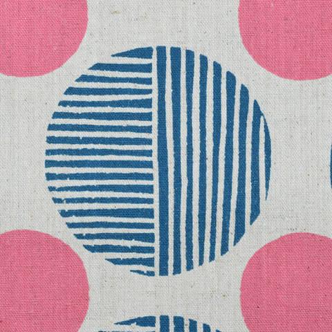 Cotton and Steel - Imagine Landscapes - Stone Path Navy kaufen im Makerist Materialshop