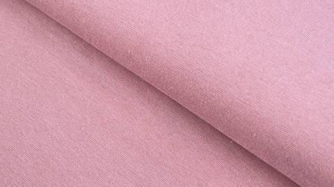 Bündchenstoff altrosa: Heike - 100 cm kaufen im Makerist Materialshop