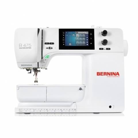 BERNINA B 475 QE kaufen im Makerist Materialshop
