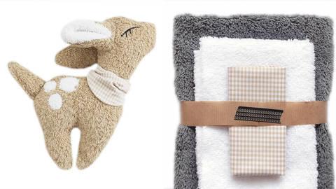 Nähset Kuscheltier mittelgrau von Naturfaden Design kaufen im Makerist Materialshop