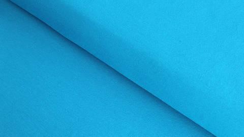 Single-Baumwolljersey elastisch blau- türkis - 160 cm kaufen im Makerist Materialshop