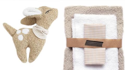 Nähset Kuscheltier taupe von Naturfaden Design kaufen im Makerist Materialshop