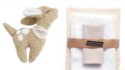 Nähset Kuscheltier ecru von Naturfaden Design kaufen im Makerist Materialshop