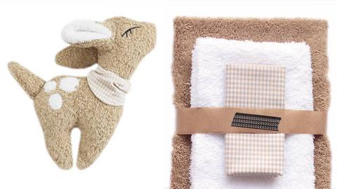 Nähset Kuscheltier camel von Naturfaden Design kaufen im Makerist Materialshop
