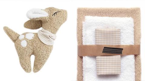 Nähset Kuscheltier beige von Naturfaden Design kaufen im Makerist Materialshop