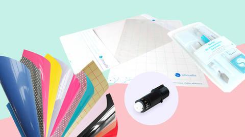 XL Starter-Set Hobbyplotter Silhouette Cameo 3 kaufen im Makerist Materialshop
