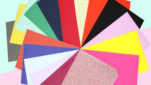 XXL Folienset zum Plotten inkl. 25 Euro Gutschein kaufen im Makerist Materialshop