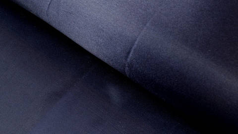 Satin marineblau - 150 cm kaufen im Makerist Materialshop
