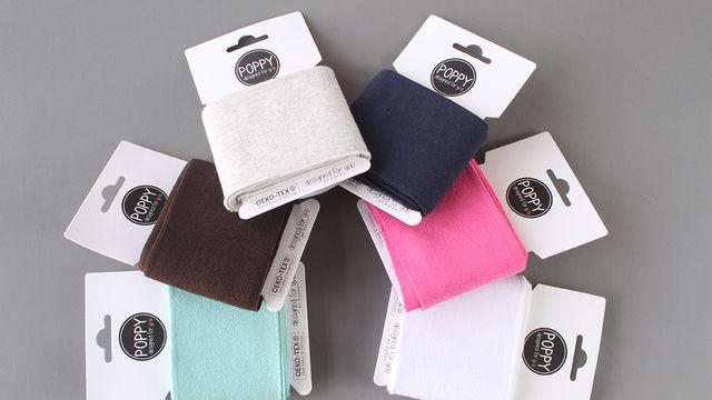 Acheter Manchettes élastiques en tissu - Tissus dans la mercerie Makerist