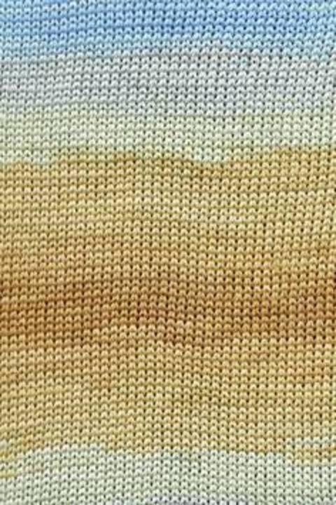 SOL DEGRADE - CAMEL/TÜRKIS kaufen im Makerist Materialshop
