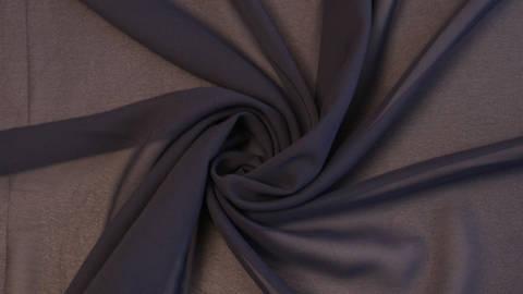 Chiffonstoff navy - 150 cm kaufen im Makerist Materialshop