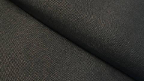 Baumwolljersey blau: Denim Look - 180 cm kaufen im Makerist Materialshop