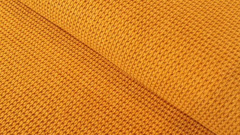 Strickstoff senf: Gretl - 140 cm kaufen im Makerist Materialshop