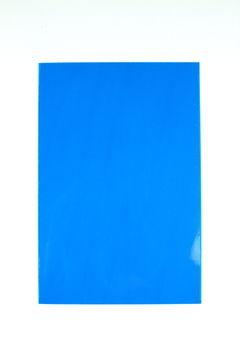 Adhäsionsfolie blau - 20 cm x 30 cm - Plotter und Folien kaufen im Makerist Materialshop