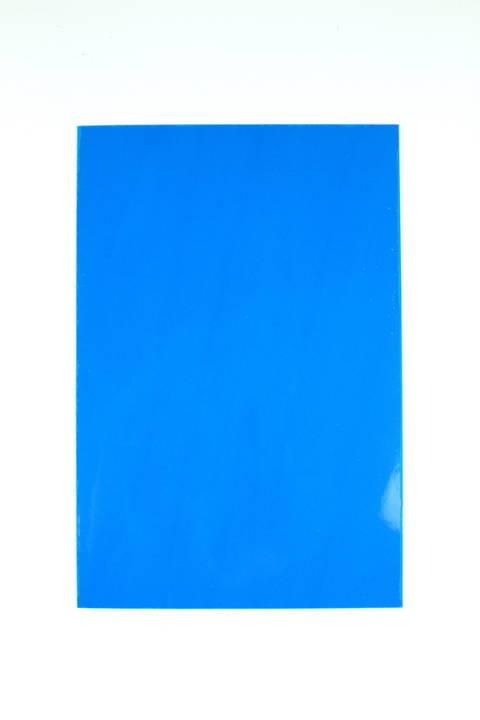Adhäsionsfolie blau - 20 cm x 30 cm kaufen im Makerist Materialshop