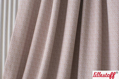 Lillestoff Bio-Jersey beige: Little Whites - 160 cm kaufen im Makerist Materialshop