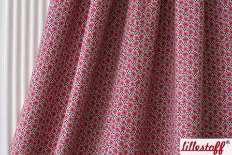Lillestoff Bio-Jersey: Small Reds - 160 cm kaufen im Makerist Materialshop