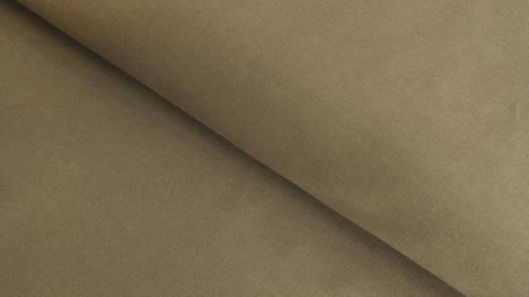 Baumwollstoff olivgrün uni: Heide - 150 cm kaufen im Makerist Materialshop