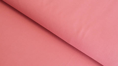 Baumwollstoff altrosa uni: Heide - 150 cm kaufen im Makerist Materialshop
