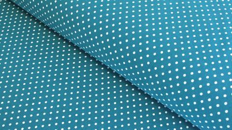Acheter Jersey de coton bleu pétrole : Verena - 160cm dans la mercerie Makerist