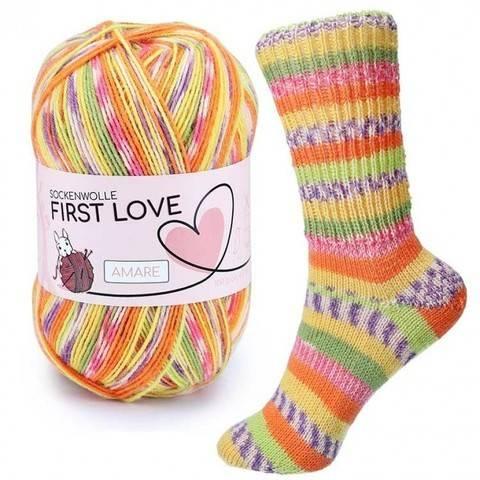 Amare First Love von CraSy Wolle ca. 410 m 100 g kaufen im Makerist Materialshop